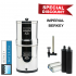 Imperial Berkey® Special Set With 2 Black Elements, 2 Fluoride Filters & Sight Glass Spigot